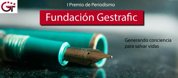 Premio de Periodismo Fundación Gestrafic