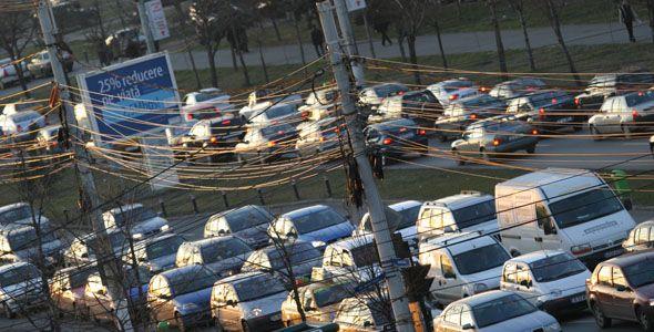 Los accidentes de tráfico son la octava causa de muerte en el mundo