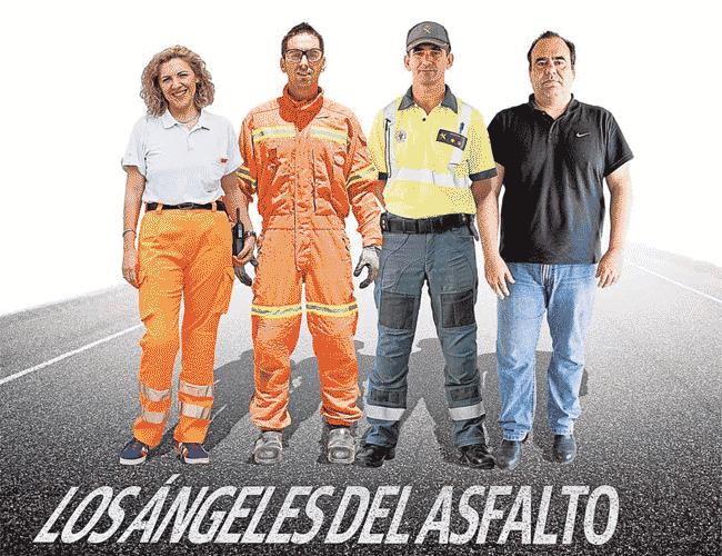 Los Ángeles del Asfalto