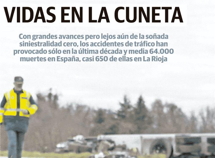Reportaje Vidas en la Cuneta_Diario La Rioja